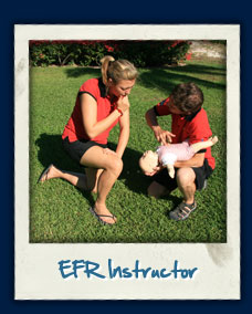 espanol EFR Instructor